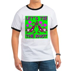 Let's Tie The Knot Sweet Lime T