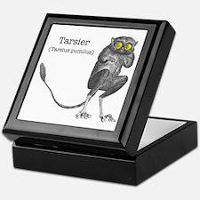 Tarsier Keepsake Box