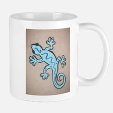Funny Bearded dragon art Mug