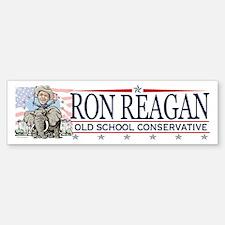 Ron Reagan GOP Elephant Sticker (Bumper)