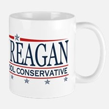 Ron Reagan GOP Elephant Mug