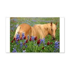 Horses 22x14 Wall Peel