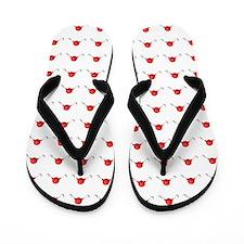 """""""Walk on Water"""" Flip Flops"""