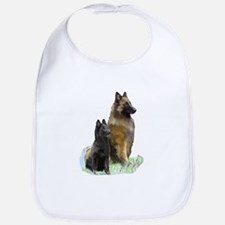 Mother and Pup Bib