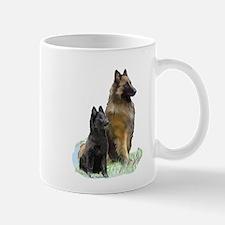 Mother and Pup Mug