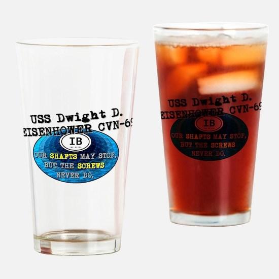 IKE BITES Drinking Glass