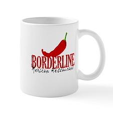 The Borderline Mexican Restau Mug Mugs