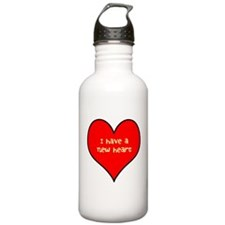 I have a new heart Water Bottle