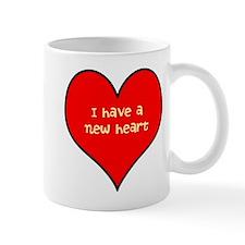 I have a new heart Mug