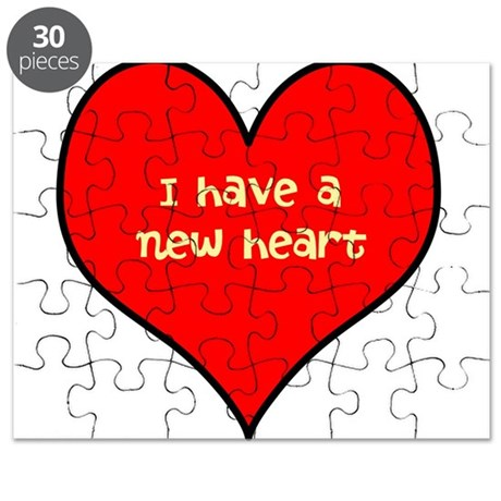 I have a new heart Puzzle