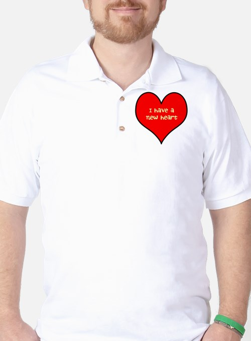 I have a new heart T-Shirt