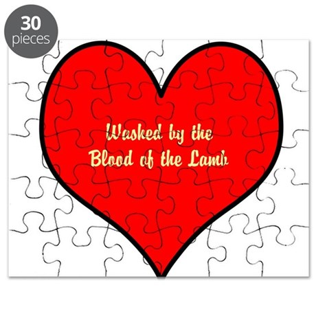 Washed in the blood of the Lamb Puzzle