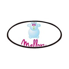 Mallory the snow woman Patches
