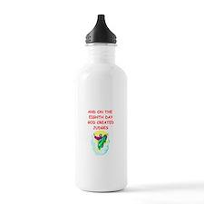 judges Water Bottle