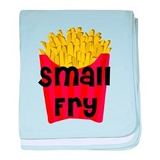 Small Fry baby blanket