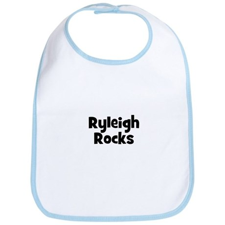 Ryleigh Rocks Bib