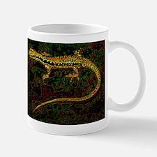 Bearded dragon art Mug