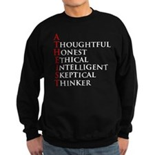 Atheist Acronym Sweatshirt