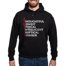 Atheist Acronym Hoodie