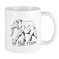 In the Room Small Mug