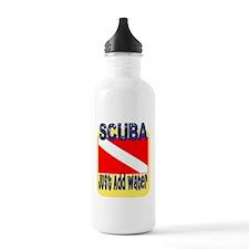 Scuba - Just Add Water Water Bottle