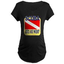 Scuba - Just Add Water T-Shirt