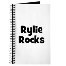 Rylie Rocks Journal