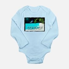 contact Long Sleeve Infant Bodysuit
