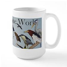 Herons of the World Mug
