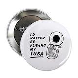 Peace love tuba Single