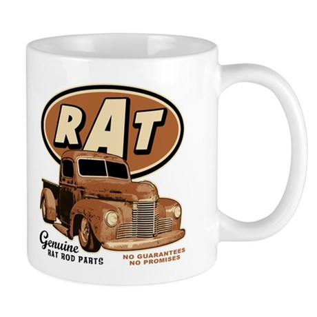 RAT - Truck Mug