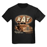 Rat rod Kids T-shirts (Dark)