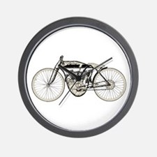 Indian Motorcycle Wall Clock