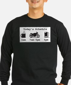 Coffee, 2 Wheels, and Beer T