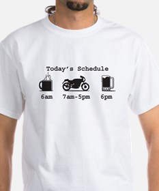 Coffee, 2 Wheels, and Beer Shirt