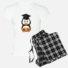 Custom Gradution Penguin Pajamas