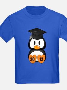 Custom Gradution Penguin T