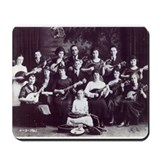 Mandolin orchestra Mouse Pads