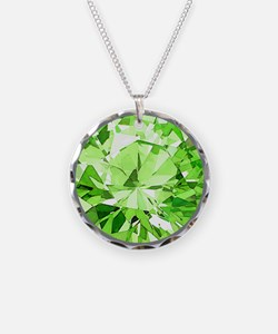 Peridot - August Necklace