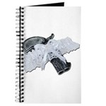 Black Pistol Garter Belt Journal