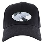 Black Pistol Garter Belt Black Cap