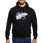 Black Pistol Garter Belt Hoodie (dark)