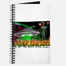 the day the earth stood still Journal