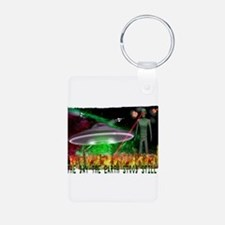 the day the earth stood still Keychains