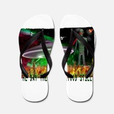 the day the earth stood still Flip Flops