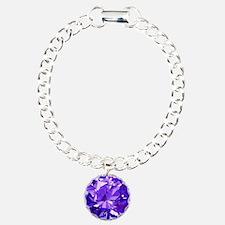 Amethyst - February Bracelet