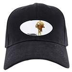Carrying Western Saddle Black Cap