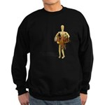 Carrying Western Saddle Sweatshirt (dark)