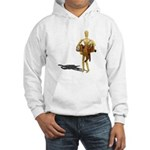 Carrying Western Saddle Hooded Sweatshirt