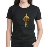 Carrying Western Saddle Women's Dark T-Shirt